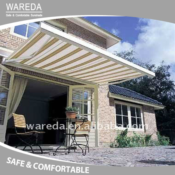 Electric Outdoor Retractable Awning Buy Electric Outdoor Retractable Awning