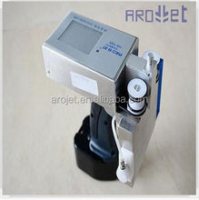 Handheld continuous for sale used printing machine ink jet printer
