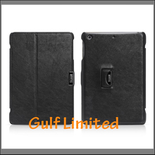 Top quality Icarer leather cover for ipad mini 2