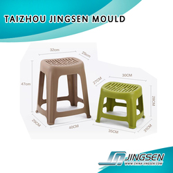 Plastic kids stool mold/seat mold/chair mold baby car seat mould office chair mold maker,plastic moulding service