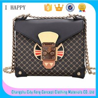 2015 New fashionable bag Ladies Felt bag design women Messenger bag