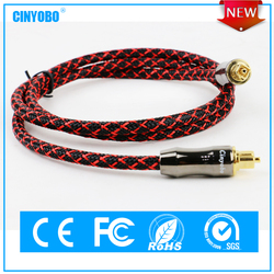 New design toslink audio optical cable