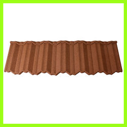 roofing steelstone-coated plate tiles instalation protection line