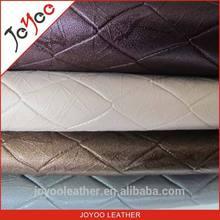 buena calidad de pvc tapicería de piel sintética
