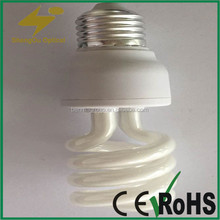 21W half spiral evergy saving lamps reasonable price 1150lm energy lamp