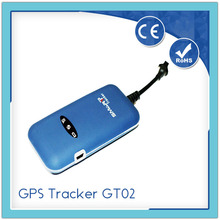 GT02 GPS tracking gsm gps tracker magnetic tracker for people/cars