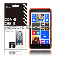 Manufacturer Price! Screen protector with design for Nokia lumia 625 oem/odm (High Clear)