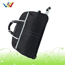 Fahion Sports Duffle Trolley Bag With Wheels