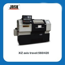 good cnc lathe horizontal CNC cutting and grinding lathe machine for making planetary gear and attachment JD32