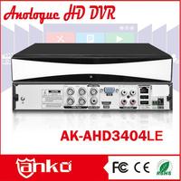 ANKO Best Seller 3 In 1 720P Digital H 264 HD DVR 4 Channel