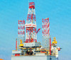 Very Famous AC oil drilling rig in Canada