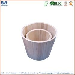 2014 hot-selling coffe bean cheap mini natural wooden beer barrel,wooden bucket