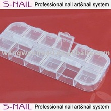 NEW nail tip case