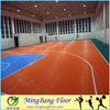 China supplier protable synthetic basketball court flooring