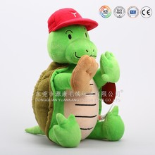Teenage love custom made turtles plush toys language