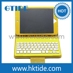 Ultra-thin Universal BT Keyboard Case for iPad Air/ iPad Mini and 7- 8-inch Android Tablet PCs