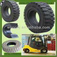 still forklift spare parts, electric forklift solid tires/tyres 8.25-20
