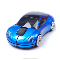 wireless mouse fashion super car shaped mouse 2.4Ghz optical mouse for pc laptop