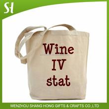 custom print tote bag cheap tote bags/felt tote wine bag