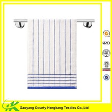 Blue and White Stripe Dobby Equipment For The Production Of Terry Towel