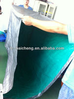 waterproof woven fabric,PE tarpaulin cover for machine,boat,container,truck, tent fabric