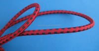 5mm elastic rope, 6mm bungee cord for Sports, fitness, tents