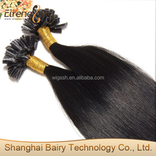 Eirene Hair Products New Arrival 6A Grade Top Quality 100% Virgin Nail Sticker Hair Extensions
