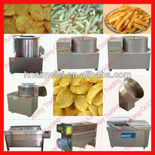 popular sold 30kg/h stainless steel french fries processing machine