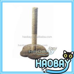 Seaglass Plush Cat Scratcher Post