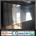 Segunda cualidad 304 de acero inoxidable pulido hoja