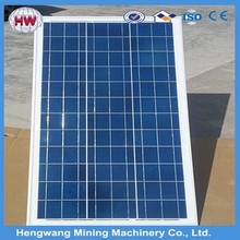 130W mono solar panel,36cells PV photovotaic factory from China