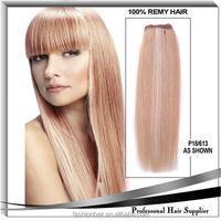 Long Straight Brazilian Hair Weave, 24 Inch Brazilian 100 Human Hair Extension, No Tangle And Shidding Soft Hair Weaving