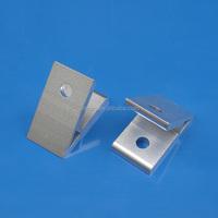 40-45 Al-Alloy 45* Angle Bracket for 40 Aluminum Profile Accessoires