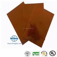 Superior quality 3025 high gloss phenolic cotton fabric laminate sheet