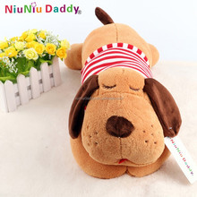 2015 new wholesale hug pillow pet realistic stuffed manufacture animal dog custom plush toy