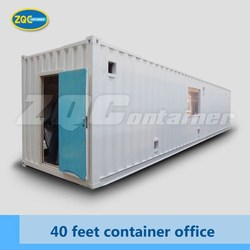 40 feet container office for sale