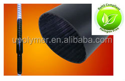 PLA black mastic anti corrosion heat shrink tube