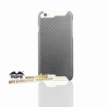 Carbon Fiber Design Cell Phone Back Cover Case For Iphon 6