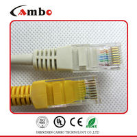 stable performance ethernet jumper cable
