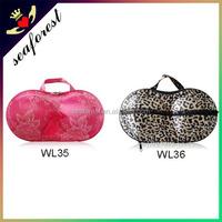 High quality low price eva travel bra bag/bra case/bra box