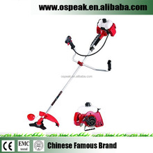 2 stroke Gasoline 41cc side-attached Robin Brush Cutter BC411 grass trimmer