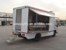 mini food refrigerator cooling van mini pickup truck for sale