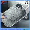 Rabbit Fur Phone Case;For iPhone 6Plus Case,For Iphone 6 Fur Case