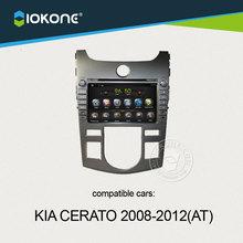 Android Car multimedia For KIA Cerato 2008 2009 2010 2011 2012 AT