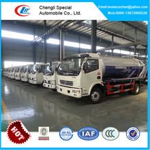 Novo caminhão de sucção de esgoto, Vácuo tanker truck, Vácuo caminhão de sucção de esgoto
