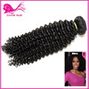 eayon jerry curl/kinky curl human hair wigs for black women