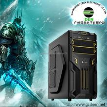 New Model transformers series ATX plastic Computer gaming Full tower Case, slim atx