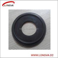 FDA food grade EPDM/PTFE/viton/silicone/rubber tri-clamp ferrule gasket