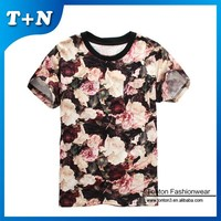 all over 3d sublimation t shirt, 3d tshirts sublimation print