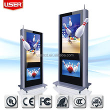 Excellent quality antique wall mounted lcd digital signage player